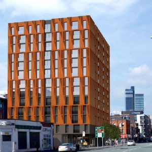 Oxid House, Manchester
